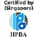 Certified by Singapore (IIPDA)